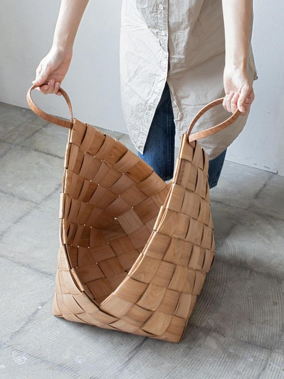 Соломенные сумки — пляжный тренд