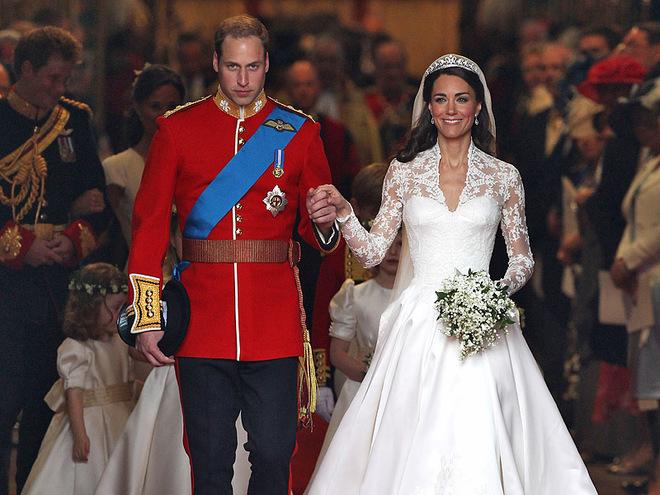 Кэтрин миддлтон свадьба фото