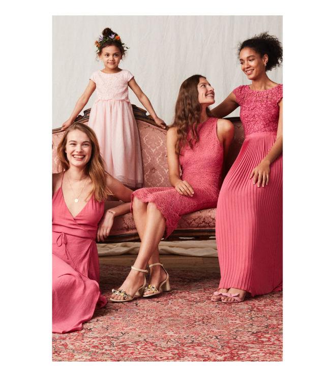 H&M свадебные платья
