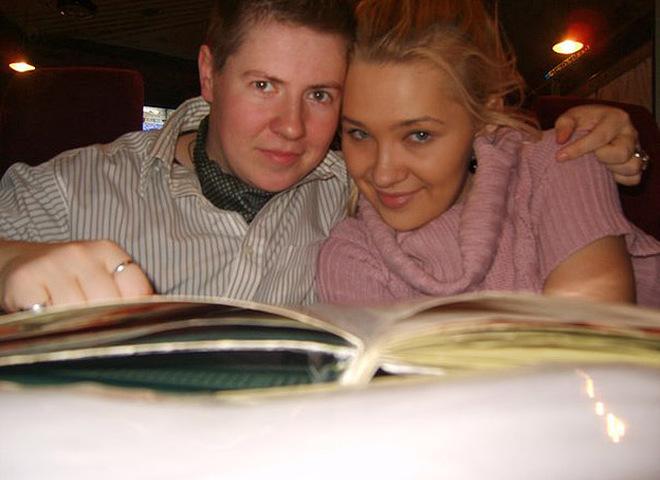 Літвінковіч показав свою дівчину