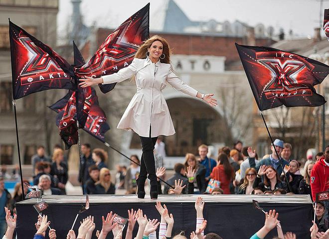 Х-фактор в Харькове