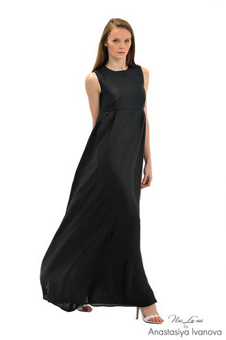 Довгі сукні на літо 2016  вбрання з подіуму від Анастасії Іванової 8caa83b89bd22