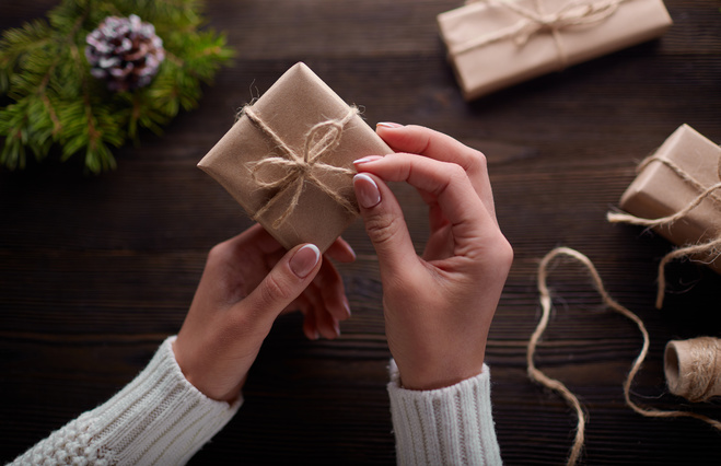 Дарим впечатления, или Эко-рецепты к Новому году 2018