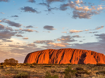 Камень Улуру, Австралия