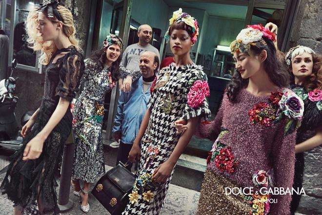 Dolce & Gabbana осінь-зима 2016/2017
