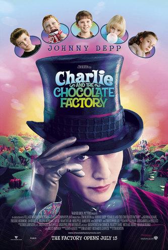 Чарлі та шоколадна фабрика