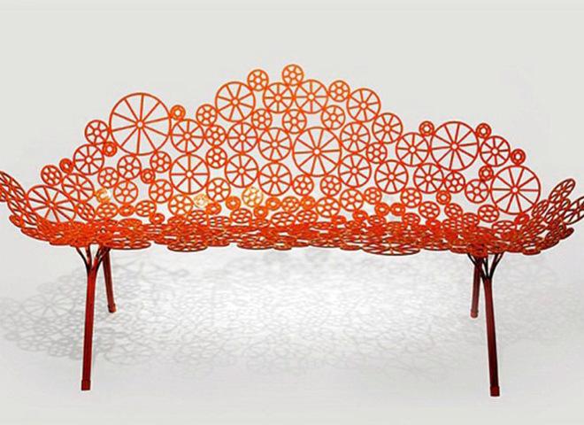 Мебель из колесиков