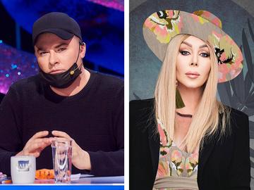 Андрей Данилко и Ирина Билык