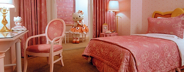 The Hello Kitty Suite, Grand Hi-Lai Hotel, Тайвань