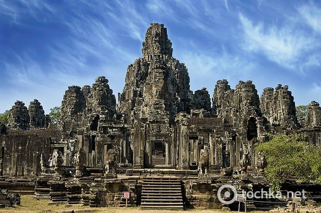 Чудо Камбоджи: таинственный Ангкор-Ват