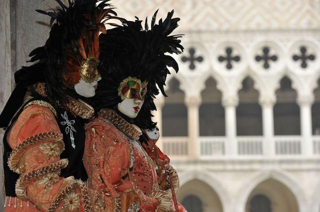 карнавалы в Европе