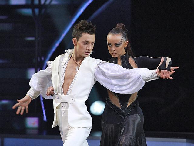Стас Шурінс та Олена Пуль, Танці з зірками