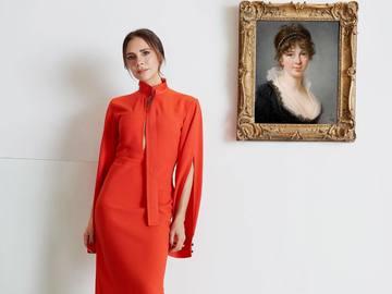 Вікторія Бекхем колекція одягу