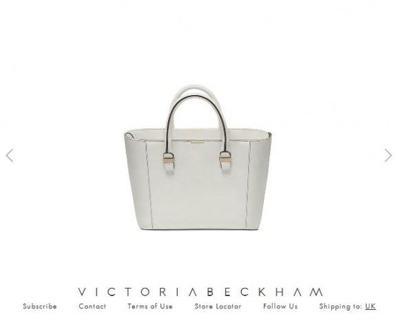 сумка Виктории Бекхэм
