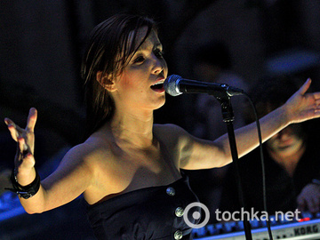 Концерт Даши Суворовой и фотовыставка