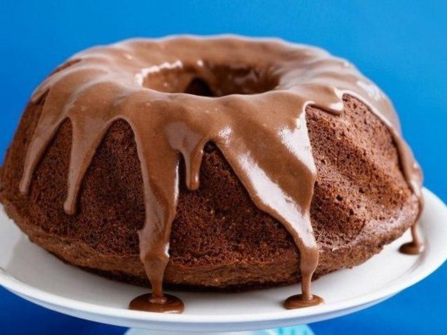 Шоколадный пирог на английском языке