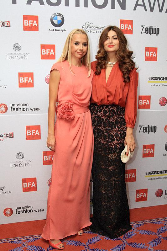 Best Fashion Awards, закулисье, часть 2