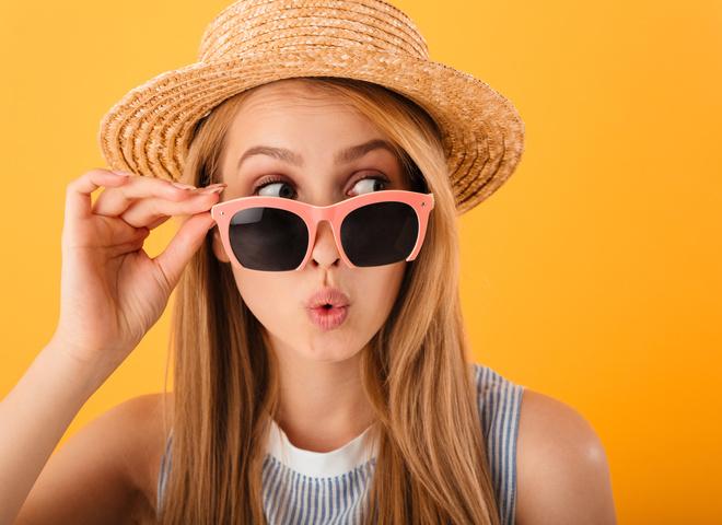 Как уберечь волосы от солнца?