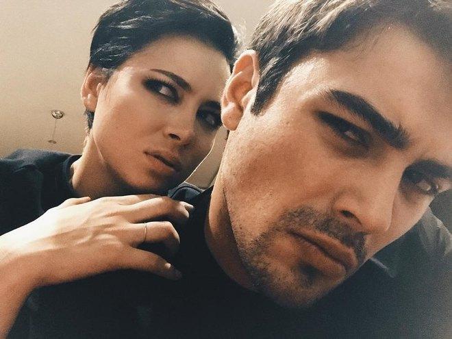 Максим Фадєєв і Настасья Самбурська