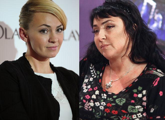 Лоліта та Яна Рудковська