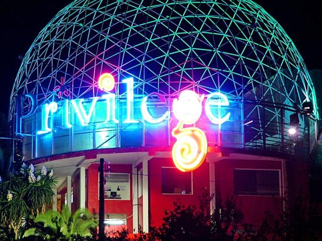 Клубный туризм на Ибице: Priviledge