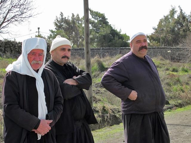 Достопримечательности Хайфы: друзы