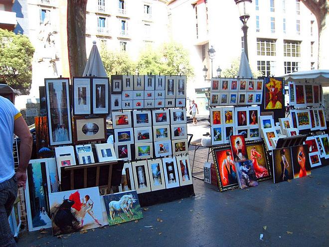 Кінотуризм: Вікі Крістіна Барселона