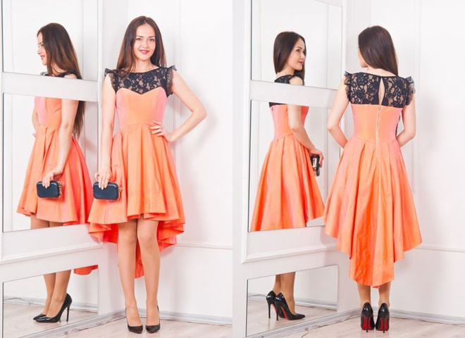 Платья от Андре Тана