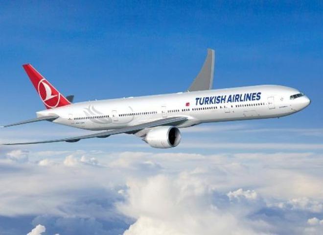 Turkish Airlines запустили регулярные рейсы Запорожье-Стамбул