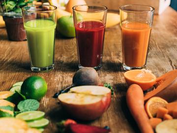 Фреши из фруктов и овощей: полезные рецепты