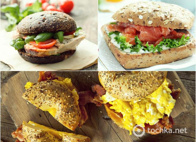 Бутерброды на день рождения: простые и вкусные рецепты с фото