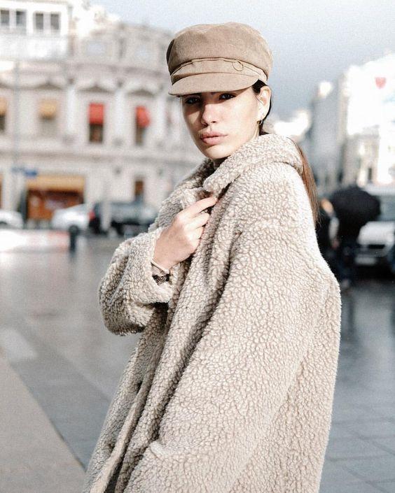 Головні убори на зиму: модні тенденції 2020 року