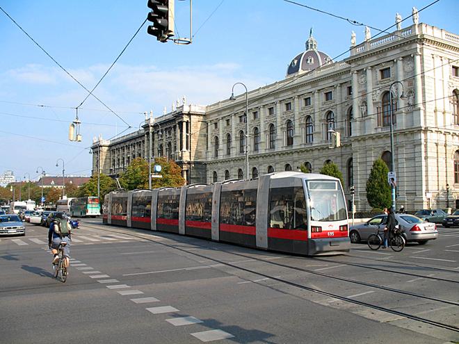 Ціни на транспорт - Відень
