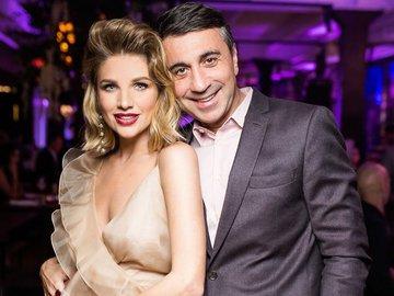 Катя Сильченко и Камо Багдасарян