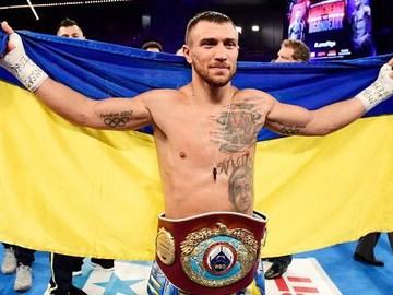 Василий Ломаченко сразится за пояс WBA