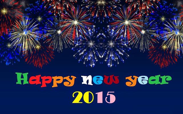 Открытки на Новый год 2015