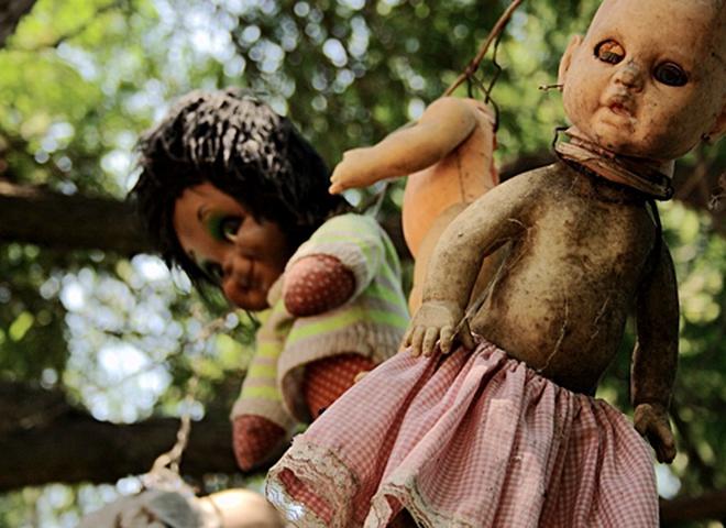 Острів мертвих ляльок