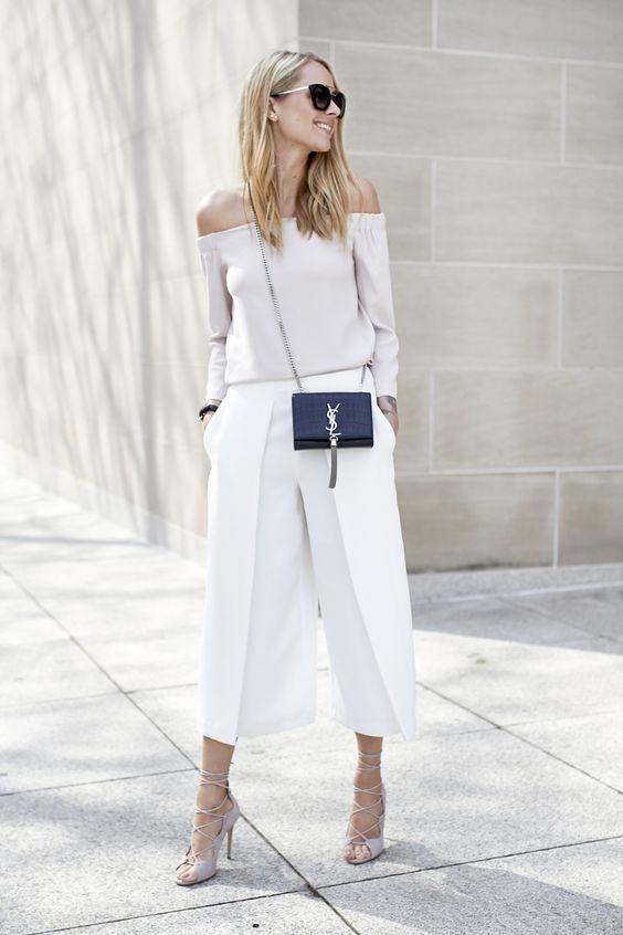 Капри брюки на лето