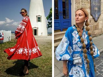 Сучасні українські бренди в етно-стилі