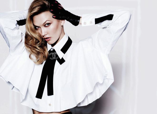 Карлі Клосс для Vogue Mexico