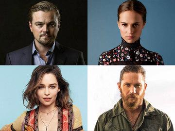 Топ-10 найвідоміших акторів 2016 року за версією IMDb