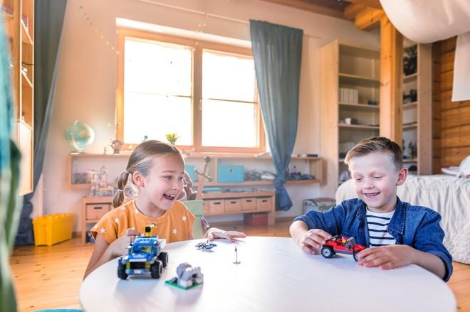 Конструктор LEGO: обучение через игру