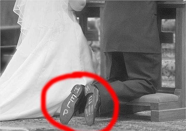 Спасите жениха от брака!