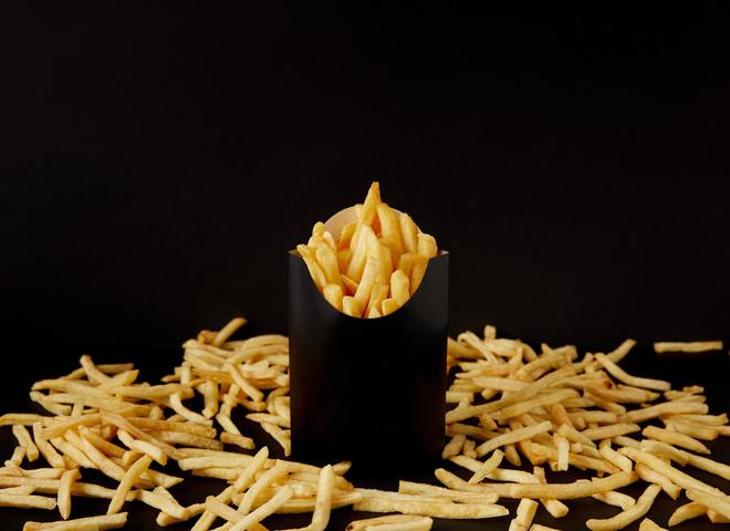 Картопля фрі в мультиварці