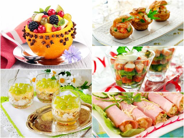 Удивить гостей блюдами на день рождения рецепты