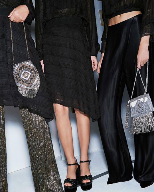 Лукбук Zara Evening