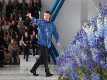Раф Симонс подписал контракт с Calvin Klein