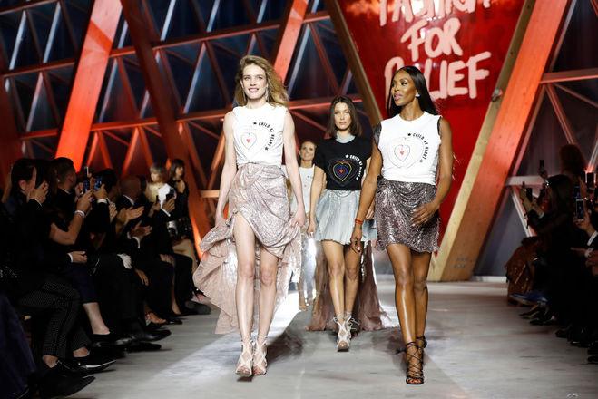 Fashion For Relief от Наоми Кэмпбелл