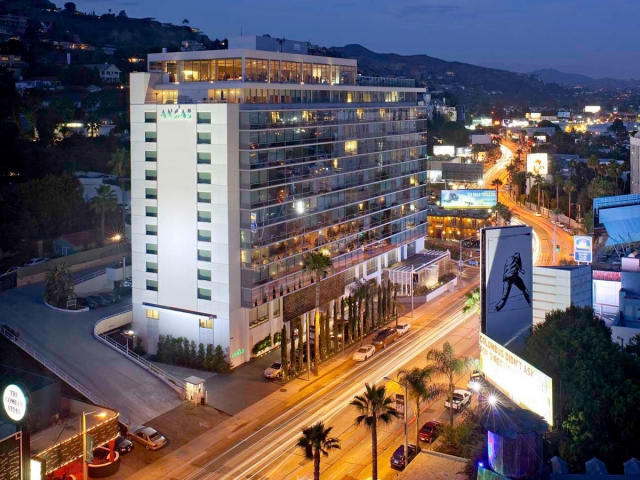 отель Andaz West Hollywood