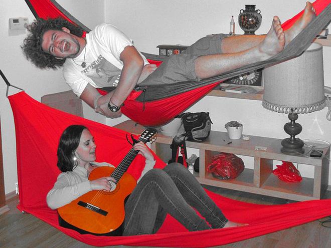 Couchsurfing в России